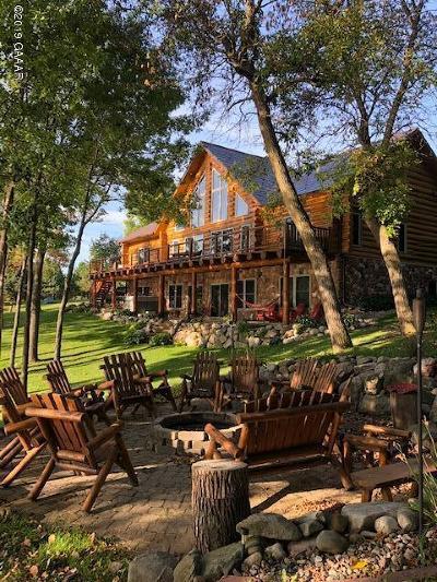 Alexandria Single Family Home Pending: 3005 W Lake Jessie Drive SE
