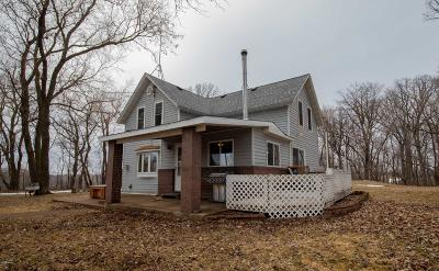 Todd County Single Family Home Pending: 26503 County 1 NE