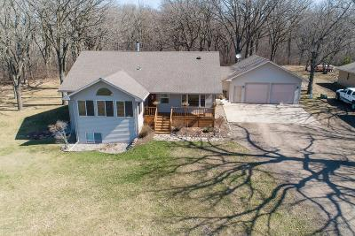 Otter Tail County Single Family Home Pending: 25453 Co Hwy 1