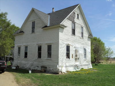 Todd County Single Family Home Pending: 12560 County 24