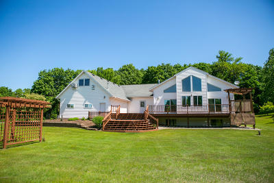Alexandria Single Family Home For Sale: 1916 County Rd 22 NW