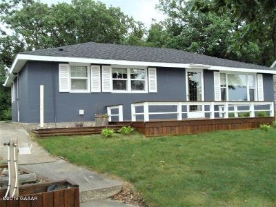 Otter Tail County Single Family Home Pending: 27657 County Highway 83