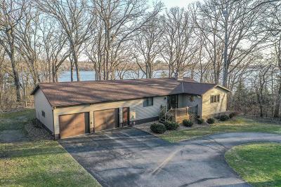 Sauk Centre Single Family Home For Sale: 40023 Sauk Hills Circle