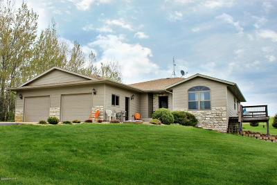 Alexandria Single Family Home Pending: 13061 Turtle Lake Court SW