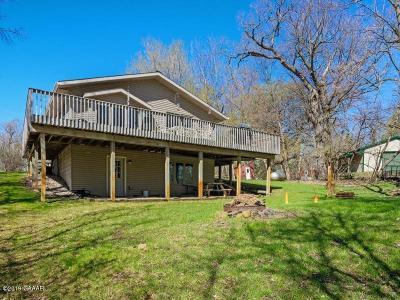 Douglas County Single Family Home For Sale: 17451 S Ketelle Drive NE