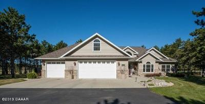 Otter Tail County Single Family Home Pending: 407 Thumper Lodge Road