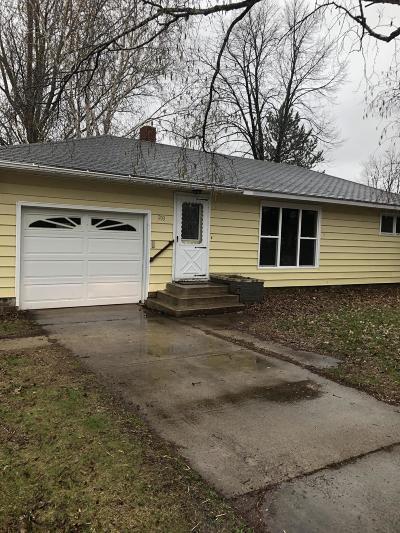 Todd County Single Family Home Pending: 203 Pleasant Avenue E