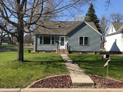Melrose Single Family Home For Sale: 203 4th Street NE