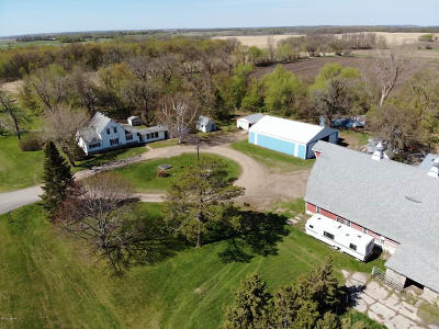 Parkers Prairie Single Family Home For Sale: 50449 County Highway 38