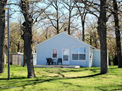 Otter Tail County Single Family Home Pending: 38489 W Wagon Trail