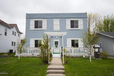 Sauk Centre Single Family Home For Sale: 528 Ash Street S