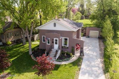 Otter Tail County Single Family Home For Sale: 710 E Lakeside Drive