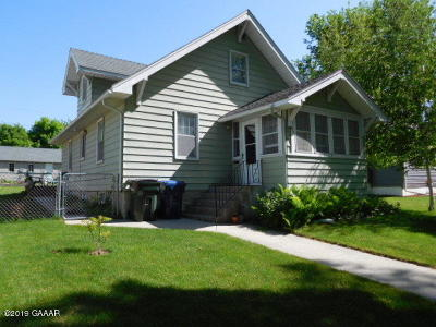 Otter Tail County Single Family Home Pending: 824 W Cavour Ave