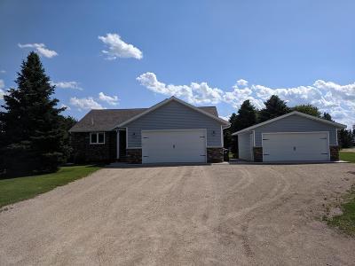 Douglas County Single Family Home Pending: 4824 River Place NE