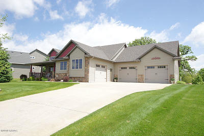 Alexandria Single Family Home For Sale: 1631 Donway Court NE