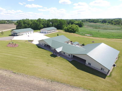 Single Family Home For Sale: 3630 County Rd 74 NE