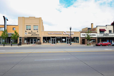 Douglas County Commercial For Sale: 624 Broadway Street