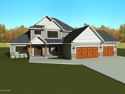 Alexandria Single Family Home For Sale: Lot 4 Geneva Golf Club Drive NE