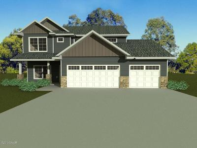 Douglas County Single Family Home For Sale: Lot 3 Geneva Golf Club Drive NE