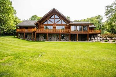 Single Family Home For Sale: 10996 Big Island Road