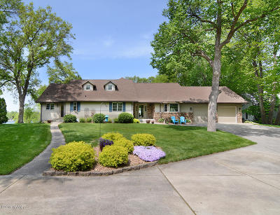 Alexandria Single Family Home For Sale: 407 S Le Homme Dieu Drive NE