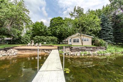 Alexandria Single Family Home For Sale: 3408 Co. Rd 82 SE #4