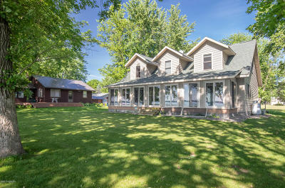 Todd County Single Family Home Pending: 19019 Eastwood Drive