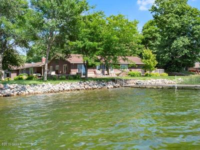 Alexandria Single Family Home Pending: 3612 Tolena Road NE