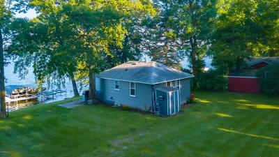 Alexandria MN Single Family Home For Sale: $174,000