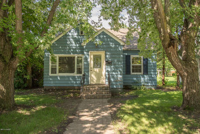 Alexandria MN Single Family Home For Sale: $92,500