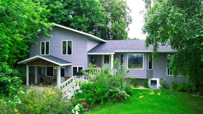 Otter Tail County Single Family Home For Sale: 50372 390th Street