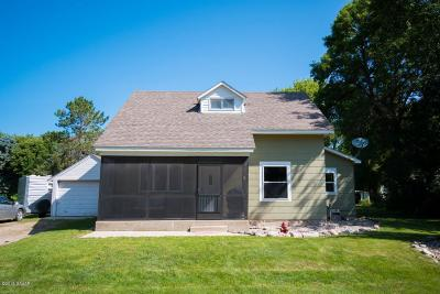 Todd County Single Family Home Pending: 220 Minnesota Street W