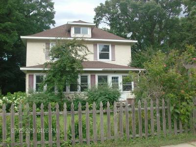 Otter Tail County Single Family Home For Sale: 103 N Broadway Avenue