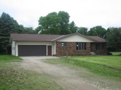 Otter Tail County Single Family Home For Sale: 13517 County Highway 15