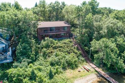 Otter Tail County Single Family Home For Sale: 22761 Ferncliff Road