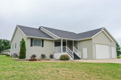 Alexandria Single Family Home For Sale: 2570 E Le Homme Dieu Heights NE