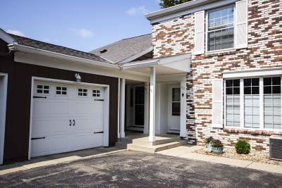 Alexandria Condo/Townhouse For Sale: 3610 N Nokomis NE #101