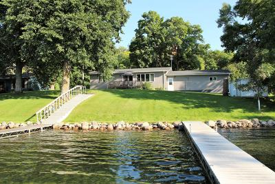 Douglas County Single Family Home For Sale: 13134 Maple Island Drive SE