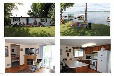 Douglas County Single Family Home For Sale: 16033 Bayview Drive NE