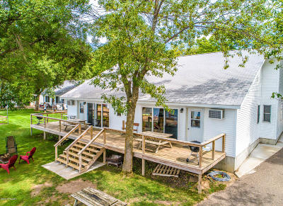 Douglas County Single Family Home For Sale: 5181 Fish Hook Drive SW #Cabin 9
