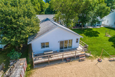 Douglas County Single Family Home For Sale: 5181 Fish Hook Drive SW #Cabin 1