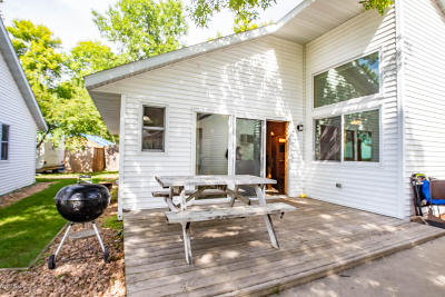 Douglas County Single Family Home For Sale: 5181 Fish Hook Drive SW #Cabin 2