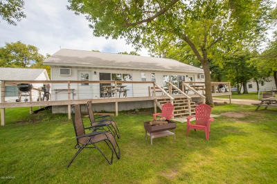 Douglas County Single Family Home For Sale: 5181 Fish Hook Drive SW #Cabin 8