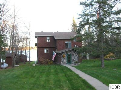 Pengilly MN Single Family Home Sold: $339,000