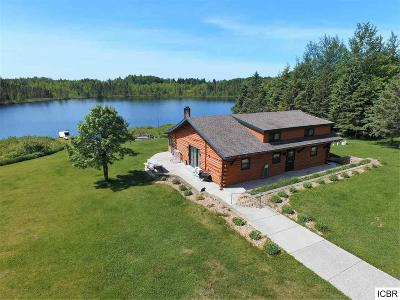 Itasca County Single Family Home For Sale: 32710 County Rd 226