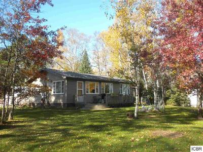 Pengilly MN Single Family Home For Sale: $239,900