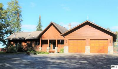 Itasca County Single Family Home For Sale: 32426 Wakeman Shores Dr