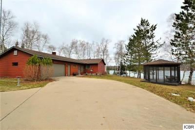 Grand Rapids Single Family Home Temp Not Avail To Show: 36845 Shoreview Dr