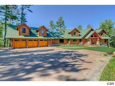 Itasca County Single Family Home For Sale: 36394 Christmas Point Trl