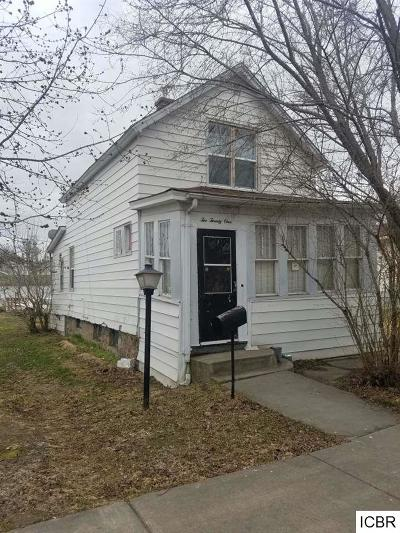 Chisholm, Hibbing Single Family Home For Sale: 221 NW 4th St